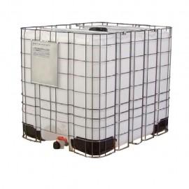 Biobed: Conteneur palette plastique 1000 lt