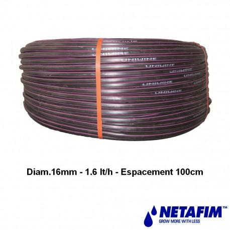 Uniwine AS 16 - 1.6 l/h - 100 cm autorégulé