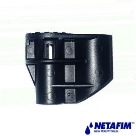 Adaptateur Supernet Ø 8 mm Noir