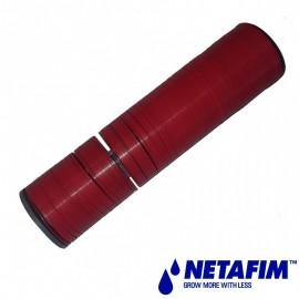 """Lamelles rouge 130 microns + support pour filtre Arkal 1\"""" et 1\""""1/2 long"""