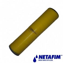 "Filtre Arkal 1\""+ 1\""1/2 long supp.+ lamelles 200mu jaunes"